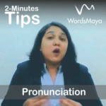 tips to learn pronunciation